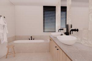 Badkamer / Salle de bain Kooigem